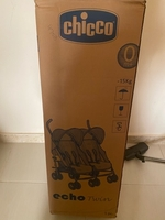 Used Twin stroller  in Dubai, UAE