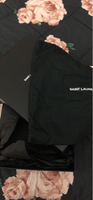 Used Real saint laurent box with bag cover  in Dubai, UAE