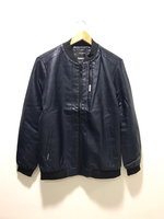 Used New Men's PU Leather Jacket Size M/L  in Dubai, UAE