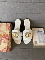 Used Dior Mastercopy slippers size 40 in Dubai, UAE
