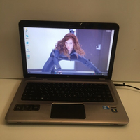 Used Hp pavilion dv6 Aluminium body in Dubai, UAE