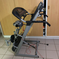 Used Treadmill with FREE waist trainer  in Dubai, UAE
