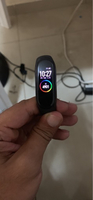 M4 fitness smart band with HRS