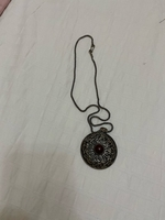 Used Original silver necklace  in Dubai, UAE