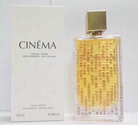 Used YSL Cinema EDP 90 ml, tester, new in Dubai, UAE