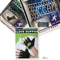 Used Ankle/ Glove  / Wrist support 💙 in Dubai, UAE