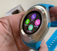 Used Blue smart watch # 1 in Dubai, UAE
