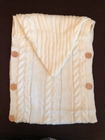 Used Baby swaddle wrap blanket  in Dubai, UAE