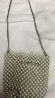 Used Zara pearl bag in Dubai, UAE
