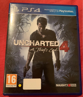 Used Uncharted4,The Uncharted Collection  in Dubai, UAE
