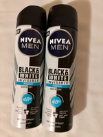 Used Nivea Men (B&W invisible) antiperspirant in Dubai, UAE