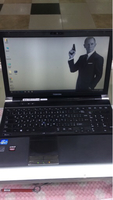 Used Toshiba Core i7 with 4GB graphics in Dubai, UAE