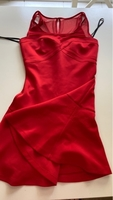Used Red dress by Guess in Dubai, UAE