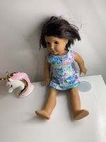 Used Luciana American girl doll: short hair in Dubai, UAE
