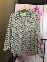 Horse print Ladies shirt