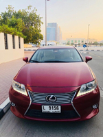 Used Lexuce ES350 in Dubai, UAE