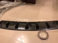 Used Brand new car spoiler sharp fin universa in Dubai, UAE