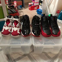 Used J6 Carmine/J11 Bred/J12 Flu Game in Dubai, UAE