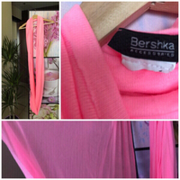 Long Infinity Bershka Scarf 💯% Cotton✨