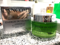 Used Lancôme Énergie De Vie Night Mask in Dubai, UAE