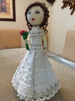 Used Handmade doll #3 in Dubai, UAE