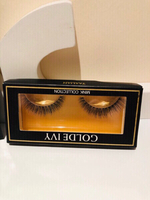 "Used EYELASHES ""TAALIAH"" GOLDE IVY in Dubai, UAE"