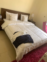 Used Bed and mattress 240/200 in Dubai, UAE
