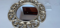 Used Fabulous golden mirror in Dubai, UAE
