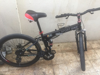 Used Powerful  sport bicycle  in Dubai, UAE