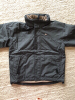 Used Kids Lacoste jacket 6 original  in Dubai, UAE