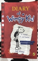 Used Diary Of A Wimpy Kid book in Dubai, UAE