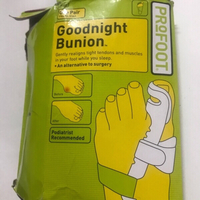 Used 1 pair Bunion corrector 2 pcs in Dubai, UAE