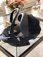 Used Stokke BeSafe Easy Go car seat + isobase in Dubai, UAE