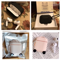 Used HainoTeko Air-3 & AirPod 1/2 case only in Dubai, UAE