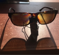 Used Original black Armani sunglasses  in Dubai, UAE