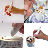 Used Electrical Latte Art Pen// in Dubai, UAE