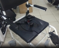Used New commode chair in Dubai, UAE