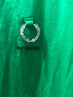 Used RAF simons Fred Perry t shirt in Dubai, UAE