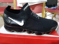 Used Nike Vapormax Black size 43 in Dubai, UAE