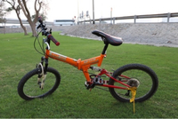 Used Upten Raki 20DS Bicycle with shimanogear in Dubai, UAE