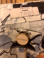 Used Pinko pants Made in Italy  in Dubai, UAE