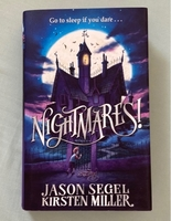 Used Nightmares Book for kids and young adult in Dubai, UAE