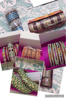 Used 7 bangles set in Dubai, UAE