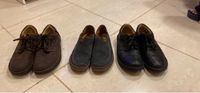 Used Three Clarks Shoes Original  in Dubai, UAE