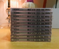 Used 10Pcs New Sony DVD+R  in Dubai, UAE