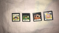 Used Nintendo DS lite game cards in Dubai, UAE