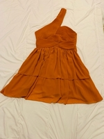 Used One shoulder short dress from H&M in Dubai, UAE