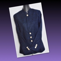 Used 2 Beautiful Blue Suit for Her/XXL  in Dubai, UAE