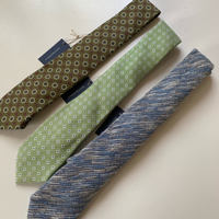 3 x suit supply ties NEW #authentic