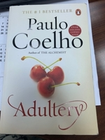 Used The Adultery book by Paulo Coelho in Dubai, UAE